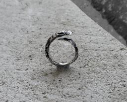Charred ring