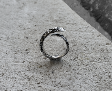 Charred ring