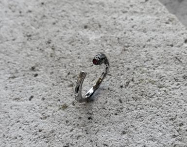 Matchstick ring